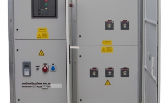 Main Collecting Panel