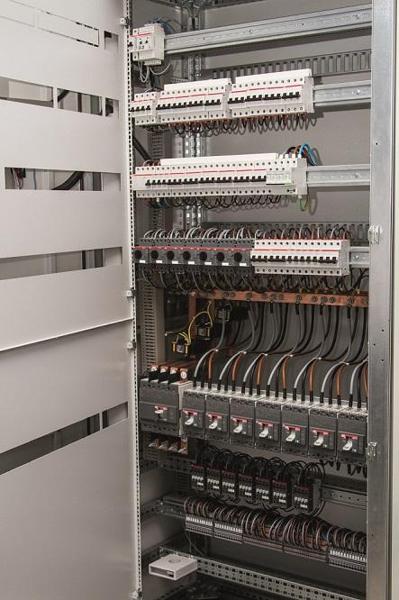 eVAR MCC Motor Kontrol Panoları