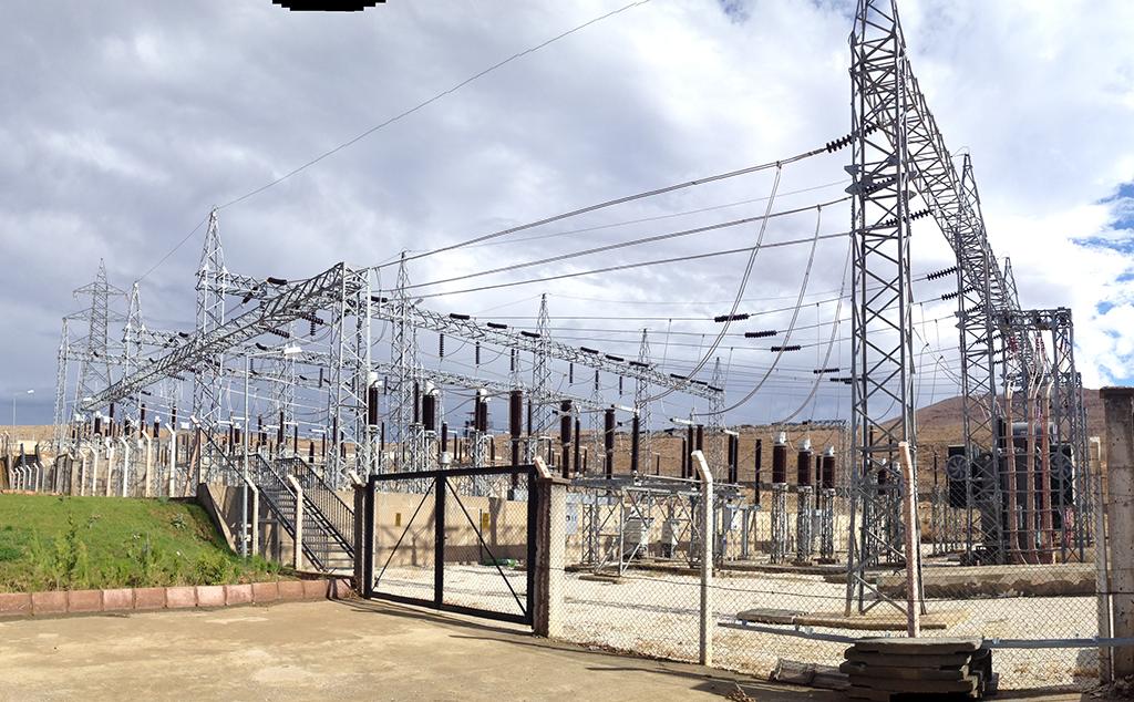 154 kV YG Şalt Sistemi Kurulumu