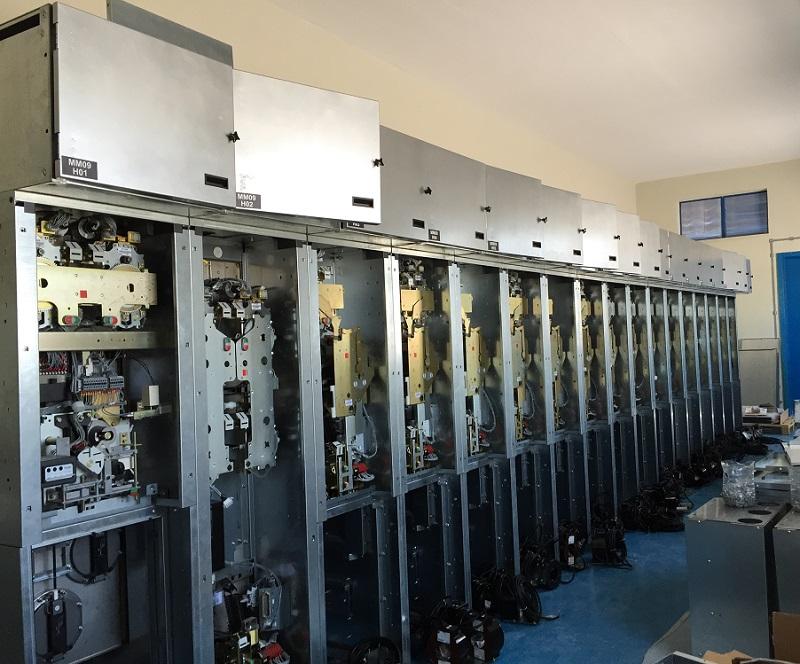 6,3 kV / 10 kV / 17,5 kV / 24 kV / 36 kV Trafo Merkezleri Kurulumu
