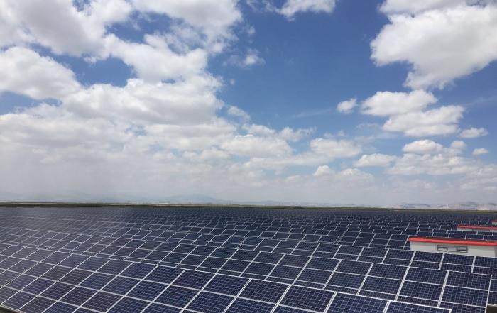 SPP (Solar Power Plant)