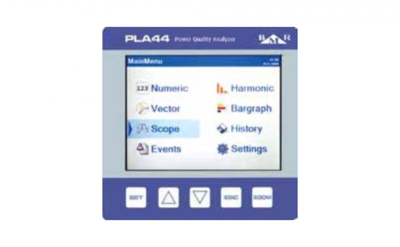 PLA44 Enerji Kalite Analizörü