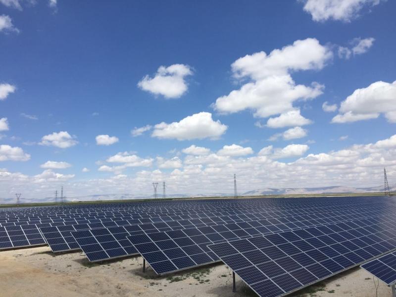 Güneş Enerji Santrali